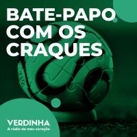 Valdin, de trocador de ônibus a parceria com Falcão no futsal - Bate Papo com os Craques